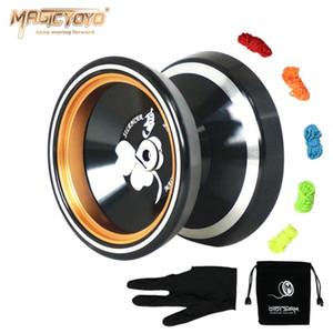 Magicyoyo M001 T cuscinetto yoyo silenziatore professionale yo yo vendite calde per bambini giocattoli yo-yo diabolo regalo per bambini 201214