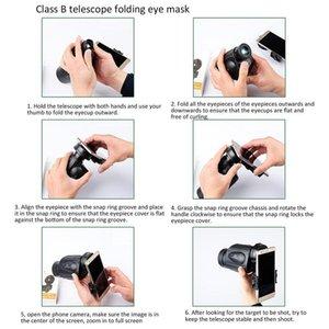 Universal Outdoor Monocular Telescope Mobile Phone Holder Camera Video Clip Photography Adapter Clip Mount Bracket
