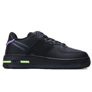 2020 force 1 react sports casual board men's women's shoes level