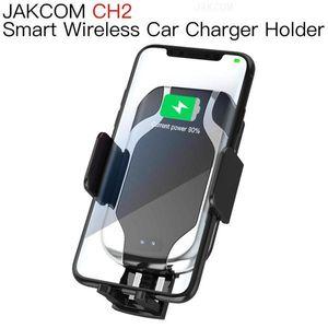 Jakcom CH2 Smart Wireless Carger Holder Holder Venta caliente en cargadores inalámbricos como cargador AEG 200 AMP Cargador de batería Qi