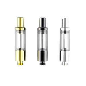 FC4 Custom No Leaking Vape Cartridges 0.8ml 1 Gram 510 Thread CO2 Oil Empty Glass Ceramic Coil Cart Bottom OEM Atomizer