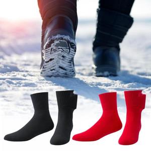 Aquecido Socks Inverno elétrica meias térmicas pé quente para as Mulheres Homens Caminhadas Caça Camping Pesca