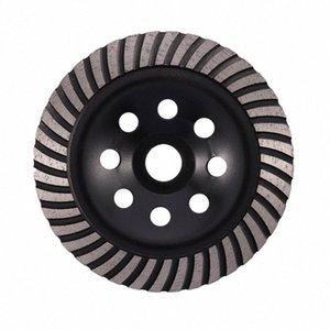 6-дюймовая Алмазная Turbo Row шлифовального Кубок Wheel Подходит для 7/8 дюйма Arbor Алмазного шлифовального диска для бетона Кладка WjvN #