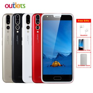 Cectdigi P20 Android 4.4 512MB+4GBsmartphone 5.0 inch big screen MTK6572 Dual Core 3G WCDMA 2.0MP 1500mAh DUAL SIM mobile phone