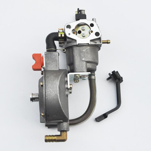 Карбюратор с двойным преобразованием топлива комплект для Honda GX160 GX200 168F 170F 2kw 3kw Генератор Lpg / CNG Бензин Двойной топлива Карбюратор Carb