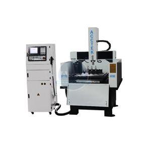 Good price atc cnc mold router 3d cnc metal marking engraving wood aluminum cutting machine