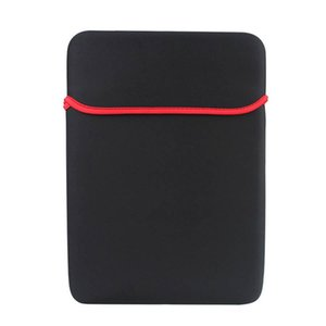 "7"" 10"" 15"" Universal Sleeve Carrying Neoprene Pouch Soft Case Laptop Pouch Protective Bag For Macbook iPad Tablet PC Protective Cover"