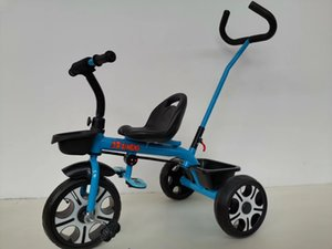 Children Cheap Twin Baby Tricycle car bike for kids 0-6 years old