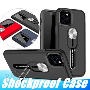 Heavy Duty Shockproof Dual Layer Rugged Armor Cases For iPhone 12 MIni 11 Pro XR XS Max X 6 6S 7 8 Plus Samsung Note 20 Ultra S20 S10 Plus