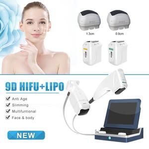 9D HIFU LIPO LIPOSONIX Machine ultrasonale multifonctionnelle lifting lifting graisse graisse machine machine en gros amincissant la machine de serrage de la peau