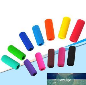 Classics Custom NBR EVA Soft Foam Tube Pencil Grips For Kids School Supplies Wholesale SN1425