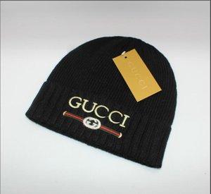 2020 Newest Fashion classic Good Quality Luxury Brands V Autumn Winter Unisex wool hat casual Letter hats For Men women designer cap 19color
