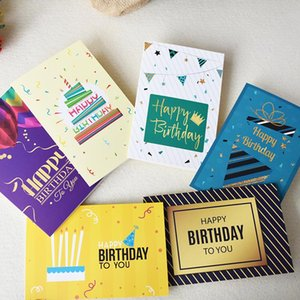 Custom Thank You Cards Bulk Birthday Card For Kids Note Cards With Envelopes Invitations Blank Inside Greeting Cards 6x4 jllect bdetrade