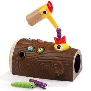 Woodpecker Game Board Game Funny Birds Catch Worms Magnetic Toys Feeding Bugs To Children Education Toy Kids Gift