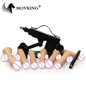 Diferente para atualização com Sex Machine 6 Mulheres Tamanho Bolas produtos Gun Automatic Love Sex Toys Machines MOVKING Dildos Y191022 Mdjbv