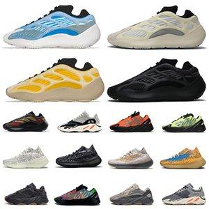 2020 Nuove uscite Kanye West 700 MNVN pattini correnti del mens Pepper Azareth Statico Azael Alien womens formatori 380 sport sneakers 700 V3