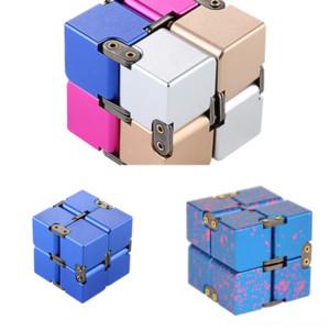 avv0i nouvelle liaison cube cube cube cube conseil de la décompression de rubik rubik annonce de rubik alliage aluminium alliage folle 2x2 décompression engrenage infini en métal infini