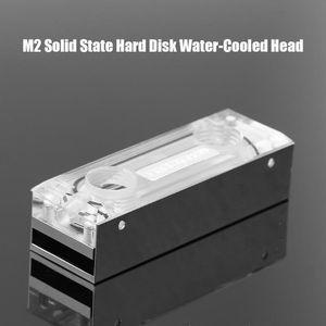 2280 M2 SSD водоблок PC Solid State Drive Cooler аксессуары Атера кулер жесткий диск M2 твердотельный жесткий диск охлаждающей воды
