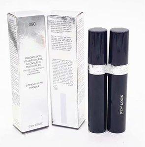 Nova Maquiagem Profissional de Cosméticos do Mape New Waterproof Mascara 2 Black 10 G 1 PCs