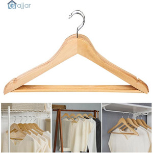 ملابس تناسب خشبية معطف المنزل خزانة الخشب الشماعات تخزين الملابس dropshipsing11 سراويل شماعات شماعات