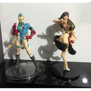 Figura sexy Cammy Catume alfa chun li batalha traje pvc ação figura colecionável modelo brinquedo 201202