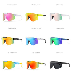 Ienbel coupe-vent lunettes de soleil lunettes de soleil TR90 Cadre Fashion Hommes Femmes Sun Lunettes par Big Cadre PC Lunettes avec boîte