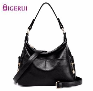 2020 women's bags mother bag soft leather women's handbag quinquagenarian portable messenger bag A32