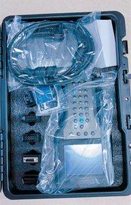 Para GM Tech 2 Escáner Tech2 para GM / Opel / SUZUKI / ISUZU caja de plástico / SAAB / herramienta de diagnóstico del escáner coche Holden Tarjeta Tech2 para GM Con CANDI