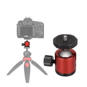 Tiyiviri Mini Ball Head Ballhead Tabletop Stop Adapter w / Placa de liberación rápida para Nikon Sony Canon DSLR Cámara Camcorder1