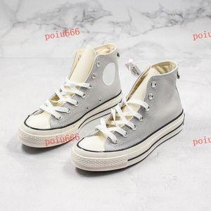 Converse sneakers 1970s تشاك 70s تايلور الرجال النساء قماش أحذية عالية القمم الخوف من الله أساسيات عارضة أحذية رياضية سكيت المدربين 36-44