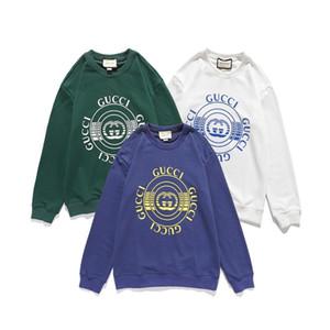 HOT-Marken-Männer Frauen-Pullover Classic Long Sleeve Sweatshirt Designer Hoodie Mode Top-Herbst-Frühling Luxusmode Pullover m-XXL