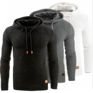 Erkek Tasarımcı Hoodies Artı Boyutu Rahat Boy Uzun Kollu Kazak Tişörtü Moda Erkek Kapşonlu Spor Hoodies