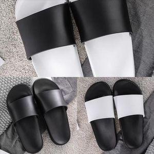 NJHj ESCALE LOCK IT FLAT MULE Summer Women Designer Canvas dener Tie Dye Colorful Padded beach Patent slipper Heel Leather