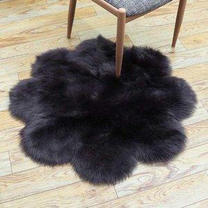 Mats1 Play Sofa Carpets Recliner Baby Plush Rugs Cover Fur Yoga Mattress Table Handmade Sleeper Faux Kvdou