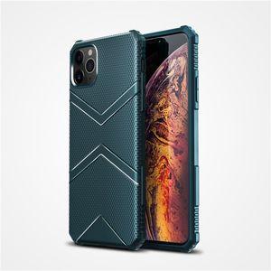 Cassa del telefono antiurto per iPhone 12 Pro XS Max XR Cover per iPhone 11 Pro MAX 7 8 PLUS SE 2020 Coque Slim