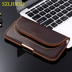 Apple XS Max XR 11 Pro Case Genuine Leather Holster Belt Clip Pouch Waist Bag Phone Cover For iPhone SE 2020
