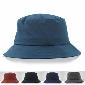 الرجال النساء القبعات دلو UV حوض قبعة حماية للماء صياد السفر صامد للريح قبعة القبعات قبعة الشمس casquette الصيد