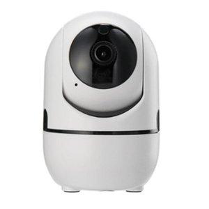 1080P Wireless IP Camera Wifi Mini CCTV Network Wifi Camera Auto Tracking Moving Head Security with IR Night Vision
