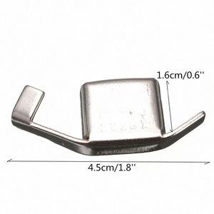 Guía de costura doméstica magnética Industrial Sewing Machine Pie Para Bro. Muy populares diferente Presser Pies ZN7T #