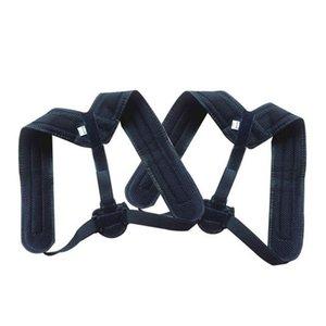 Masculino e feminino anti-kyfosis sentado postura correia correia costas clavícula ortese postura correia de correção