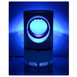 Électrique USB Mosquito Repellent Killer LED Ultraviolet Light Electronics Electronics Photocatalyseur Trap Lampe Silent Pest Répenses Killer VTKY2090