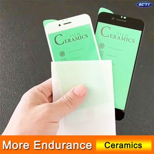 Ceramics Protective Film 9D Full Coverage for iPhone 12 11 PRO XR XS MAX X 8 for Samsung Screen Protector Film Anti Fingerprint
