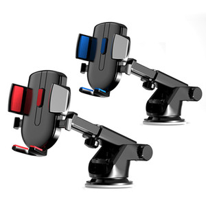 Universal Car Phone Holder for IPhone X XS 8 7 Plus Car Mount Phone Dashboard Stand Car Mobile Bracket Auto Interior Accessories