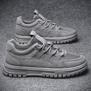Mens Sneakers Nouvelle Mode Casual Chaussures de haute qualité Chaussures Classiques Respirantes Trainer léger Zapatillas Hombre Chaussures de vente en gros Sneakers1