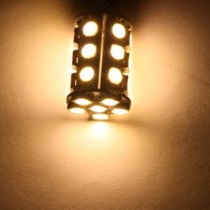 LED ضوء لمبة G4 24 الدافئة الأبيض SMD LED 5050