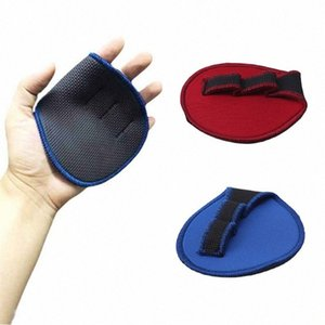 Unisex Anti Skid Weight Lifting Training Gloves Fitness Sports Dumbbell Grips Pads Gym bench Press Exercises Hand Palm Protector 53Cy#