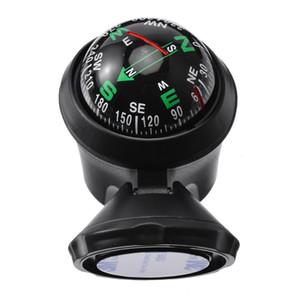 Promoción Escalada al aire libre Camping Compass Ball Dashboard Mount Navigation Compass para camión de barco de coche al aire libre Nuevo