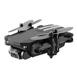 LSRC 4K HD WIFI FPV صغيرة قابلة للطي-9 الطائرة بدون طيار لعبة، خذ صور من لفتة، مسار المنحنى الطيران والجمال تصفية، عقد الارتفاع، 360 ° الوجه، 3-1