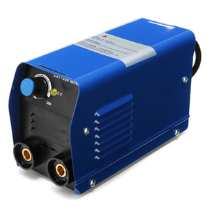 ZX7-200 220V 200A Portable Electric Welding Machine IGBT Inverter MMA W  Insulated Electrode
