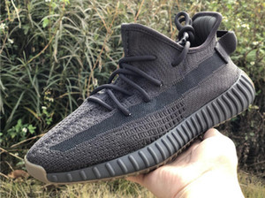 Kanye v2 Shoes West Yeezreel Yecheil Earth Black White Sneaker 3M Reflective Static Synth Clay True Form Desert Sage Bred Glow in the Dark